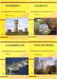 reeks Monumenten inventarisatie Provincie Utrecht